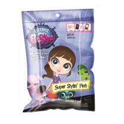 Hasbro LITTLEST PET SHOP BLIND BAG Σακουλάκι Τυχαία Επιλογή A8240 5010994803162
