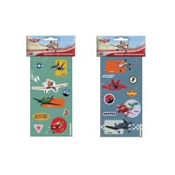 GIM Sticker 2D Funny Planes 773-22065 5204549068445