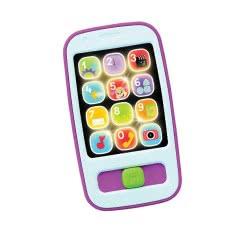 Fisher-Price Εκπαιδευτικό Smart Phone - Ροζ CGH59 887961064513