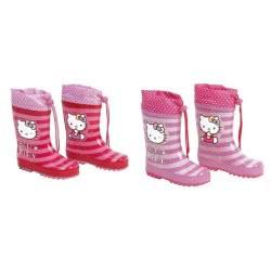 Sanrio Γαλότσες Νούμερο 26-28-30-32 Hello Kitty 18124 8424159181243