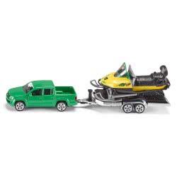 siku Αυτοκίνητο VW Amarok με Jet Ski 1:55 SI002548 4006874025480