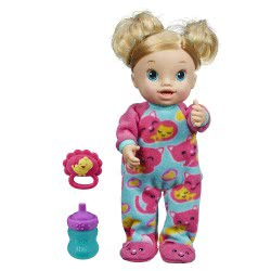 Hasbro Κούκλα - Μωρό Baby Alive Tickles N' Cuddles Baby A8350 5010994805173