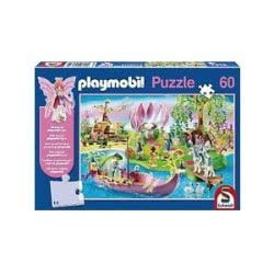 Schmidt Παζλ 60 Playmobil - Νεράιδες (με φιγούρα) 56075 4001504560751