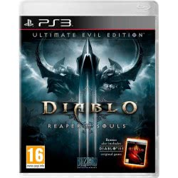 BLIZZARD PS3 Diablo III: Ultimate Evil Edition 5030917144363 5030917144363