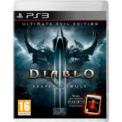 BLIZZARD PS3 Diablo III: Ultimate Evil Edition 5030917144363 5030917144363