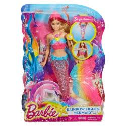 Mattel BARBIE ΓΟΡΓΟΝΑ - ΦΩΤΕΙΝΗ ΟΥΡΑ DHC40 887961207651