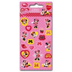 PANINI Αυτοκόλλητα Minnie Mouse Party 71043001 8018190052312