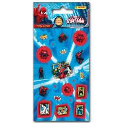 PANINI Αυτοκόλλητα Spiderman 75243001 8018190058741