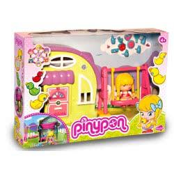 Famosa Pinypon Μικρά Σπιτάκια 2 Σχέδια 4104-10144 8410779301444