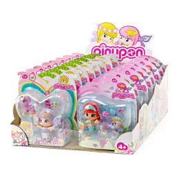 Famosa Pinypon Φιγούρες Φαντασίας 4 Σχέδια 4104-10263 8410779302632