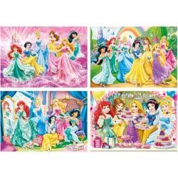 CLEMENTONI ΠΑΖΛ 12+20+24+35 S.C Disney Princess 1200-21503 8005125215034
