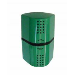 Faber-Castell Ξύστρα Trio Grip Πράσινη 283866 4005402838660