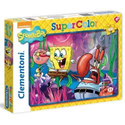 Clementoni Παζλ 60 S.C. Sponge Bob 1200-26905 8005125269051