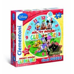 Clementoni ΠΑΖΛ 96 CLOCK Disney--Princess 1211-23018 8005125230181