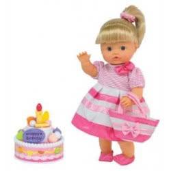 Just toys Κούκλα Bambolina Nena Χαρούμενα Γενέθλια BD342 4895167903426