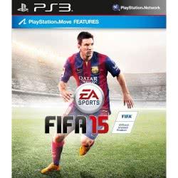EA GAMES PS3 FIFA 15 5035226112362 5035226112362