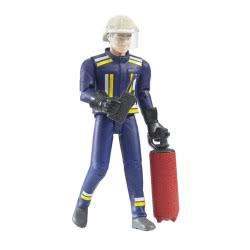 bruder Άνδρας πυροσβέστης με πυροσβεστήρα BR060100 4001702601003