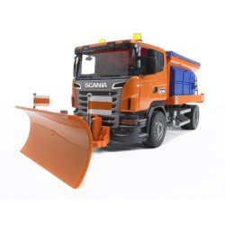 bruder Φορτηγό Αποχιονισμού Scania 03585 4001702035853