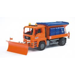 bruder Φορτηγό Αποχιονισμού MAN BR002767 4001702027674