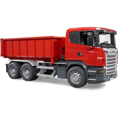 Bruder Φορτηγό Scania με container BR003522 4001702035228