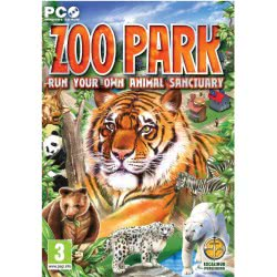 SCS SOFTWARE Pc Zoo Park: Run Your Own Animal Sanctuary 5060020475986 5060020475986