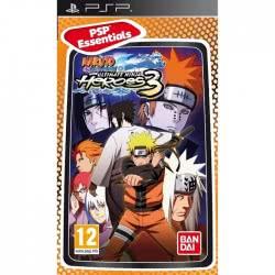 BANDAI NAMCO PSP Naruto Shippuden: Ultimate Ninja 3 Essential 3391891961240 3391891961240