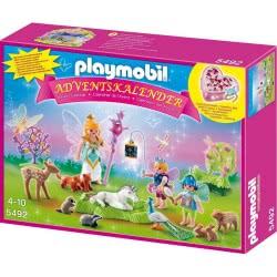 Playmobil Χριστουγεννιάτικο Ημερολόγιο Νεραϊδοχώρα Με Μονόκερους 5492 4008789054920