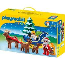 Playmobil Άη Βασίλης Με Έλκηθρο 6787 4008789067876