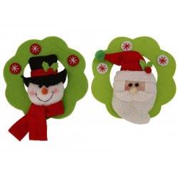 Christakopoulos Στολίδι Χριστουγεννιάτικο 2 Σχέδια 13Εκ 4621 5212007506316