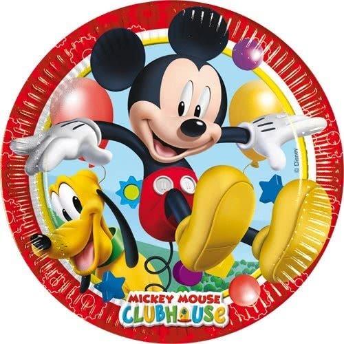 PROCOS Πιάτα Playful Mickey Disney Μεσαία 081840 5201184818404