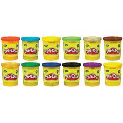 Hasbro Play-Doh Μονό Βαζάκι Single Tub 22002 5010994363390