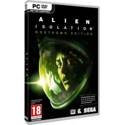 Warner PC Alien: Isolation Nostromo Edition 5055277024957 5055277024957