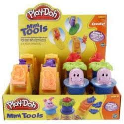 Hasbro Play-Doh Mini Εργαλεία - Mini Tools 22735 5023117591204