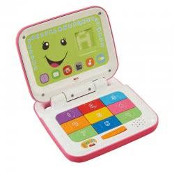 Fisher-Price Fisher Price Εκπαιδευτικό Laptop Ροζ CGH61 887961064537