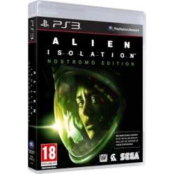 SEGA PS3 Alien:Isolation Nostromo Edition 5055277024834 5055277024834