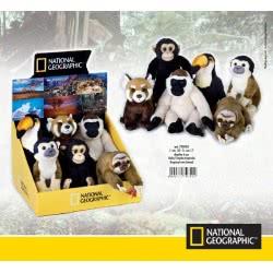LELLY National Geographic Λούτρινα Ζωάκια Μωρά Τροπικό Δάσος 17εκ 770701 8004332707011