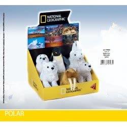 LELLY National Geographic Λούτρινα Zωάκια Μωρά Αρκτικής 770703 8004332707035