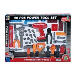 Toys-shop D.I Εργαλεία Σετ Με Τρυπάνι My First Tools KD252094 5262088520947