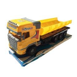 Toys-shop D.I Friction Αυτοκούρδιστο Τριβής Νταλίκα Ανατρεπόμενη Σε 2 Χρώματα JA057075 5262088570751