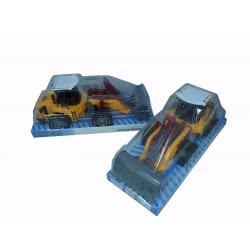 Toys-shop D.I Friction Μπουλντόζα JA056607 5262088566075