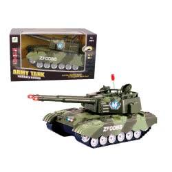 Toys-shop D.I Friction Τανκς Με Ήχο Και Φως JB047074 5262088470747