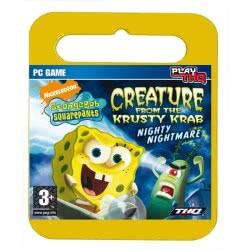 THQ Pc Play Spongebob Nighty Nig 4005209127165 4005209127165