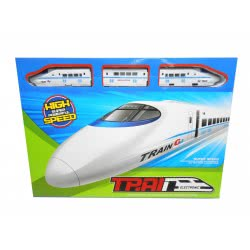 Toys-shop D.I Τρένο σετ με ράγες High Speed b/o train KD256869 5262088568697