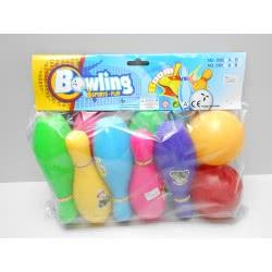 Toys-shop D.I Bowling set KD257489 5262088574896
