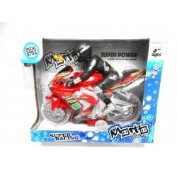 Toys-shop D.I Friction Motor Μοτοσυκλέτα Με Ήχους KD261954 5262088619542