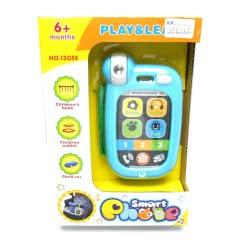 Toys-shop D.I Έξυπνο κινητό τηλέφωνο Baby Smart phone KD264122 5262088641222