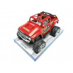 Toys-shop D.I Friction Τζιπ κόκκινο 25εκ KD264181 5262088641819