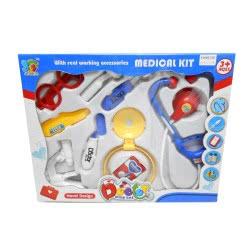 Toys-shop D.I Ιατρικό Σετ Σε Κουτί Doctor Set KD265759 5262088657599