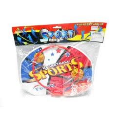 Toys-shop D.I Μπασκέτα Basketball Set 36X27εκ KD265844 5262088658442