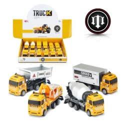 Toys-shop D.I Νταλίκες Δομικά Free Wheel JC033009 5262088330096